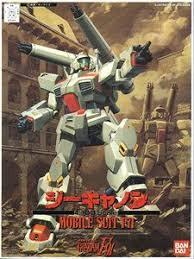 Bandai (BAN) 1/100 F71 G Cannon Gundam F91