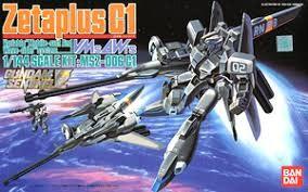 Bandai (BAN) 1/144 Zeta Plus C1 MSZ-006 C1 Gundam Sentinel
