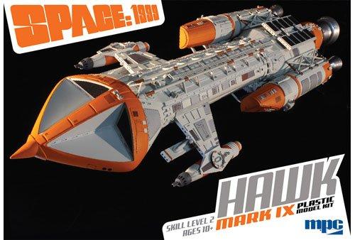MPC (MPC) 1/72 Space 1999 Hawk Mk I X