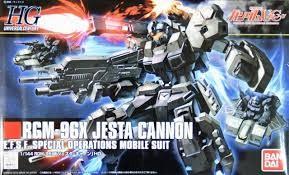 Bandai (BAN) 1/144 RGN-96X Jesta Cannon HG