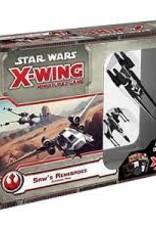 Fantasy Flight (FFG) Star Wars X-Wing: Saw's Renegades
