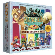 Steve Jackson Games (SJG) Munchkin CCG Intorductory Set
