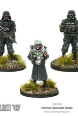 Warlord Games (WLG) K47 GERMAN SPECIALIST MEDIC