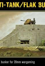 Warlord Games (WLG) 28mm ANTI TANK FLAK BUNKER