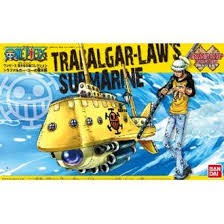 Bandai (BAN) 02 Trafalgar Law's Submarine - One Piece