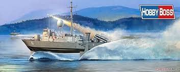 Hobby Boss (HBO) 1/200 USS Pegasus PHM-2