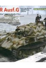 Rye Field Models (RFM) 1/35 Panther Ausf G w/Full Interior