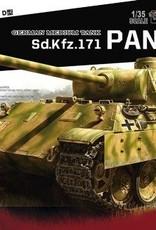 Meng (MGK) 1/35 Panther Ausf D
