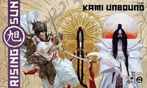 Cool Mini or Not (CMN) Rising Sun: Kami Unbound