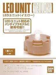 Bandai (BAN) LED Unit Yellow