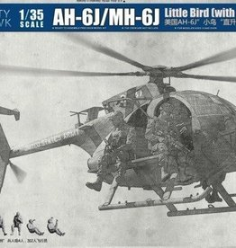 Kitty Hawk Models (KHM) 1/35 AH-6J/MH-6J Little Bird