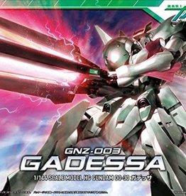 Bandai (BAN) 1/144 GNZ-003 Gadessa Gundam HG 00