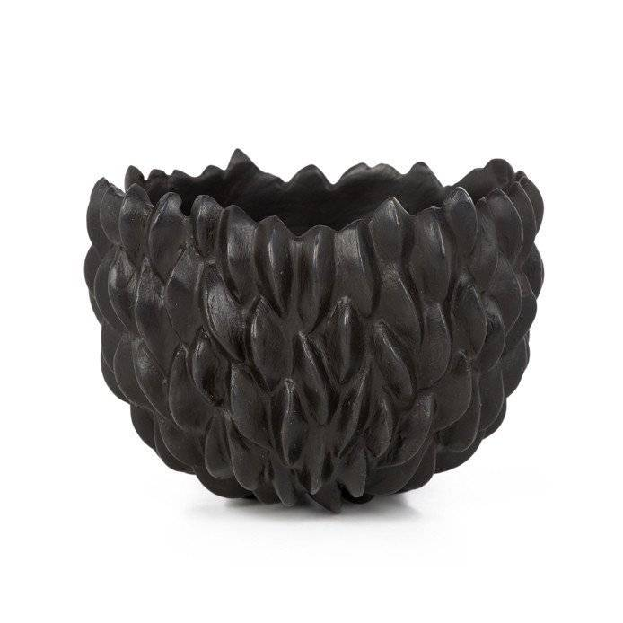Branch Inside Out Pod bronze bowl