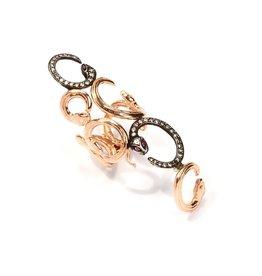 Aida Bergsen Medusa Collection Ring