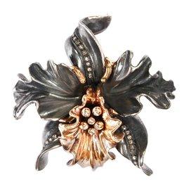 Aida Bergsen Flora Collection Ring