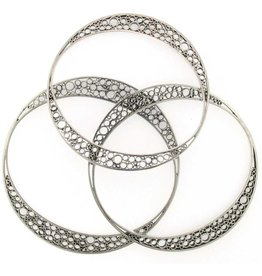 Belle Brooke Metropolis Skinny Bangle