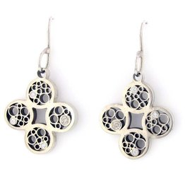 Belle Brooke Metropolis Earrings