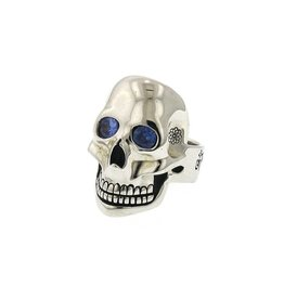 Buddha Mama Auspicious Collection Skull Ring