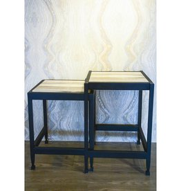 James Vilona Two Piece Nesting Table