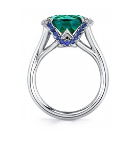 Omi Prive Sevilla Collection Tourmaline Ring