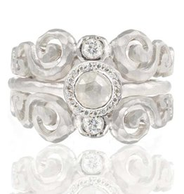 Pamela Froman Dainty Arabesque Ring