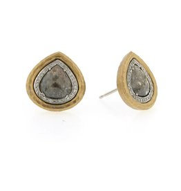 Pamela Froman Framed Earrings