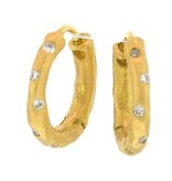Pamela Froman Everyday Baby Hoop Earrings