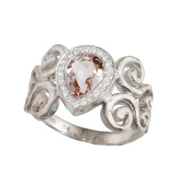Pamela Froman Double Arabesque Ring