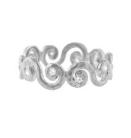Pamela Froman Eternal Scroll Ring