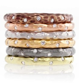 Pamela Froman Get A Crush Stack Ring
