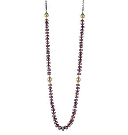 Ray Griffiths Crownwork Bead Necklace