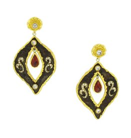 Victor Velyan Detachable Earrings