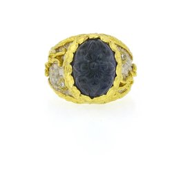 Victor Velyan Cocktail Ring