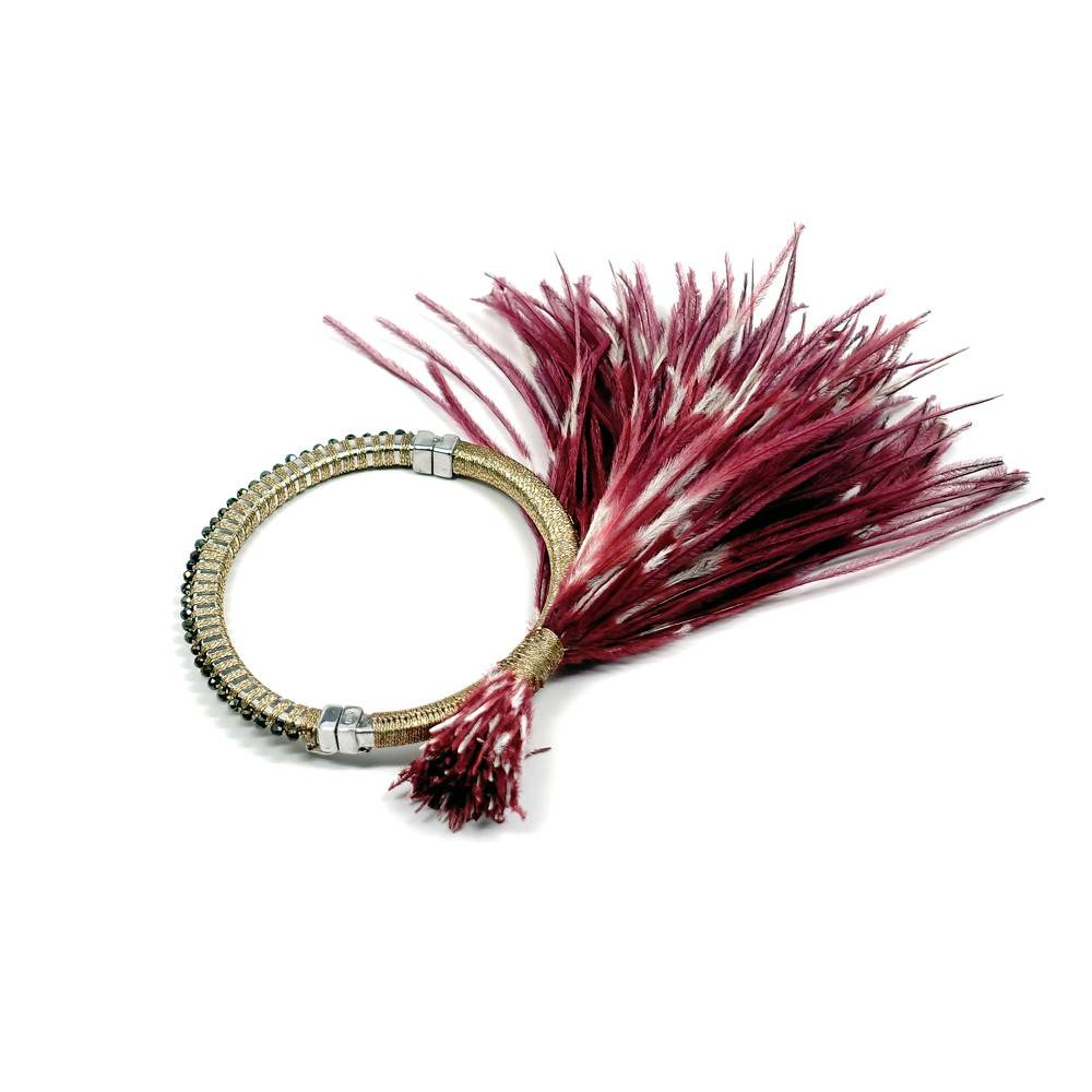 Simon Alcantara Numinous Hinged Bracelet