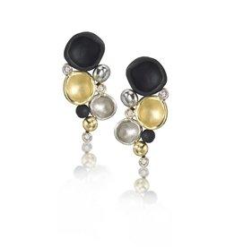 Sarah Graham Confluence Medium Cluster Earrings