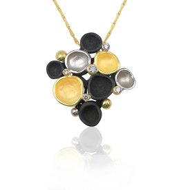 Sarah Graham Confluence Large Cluster Necklace