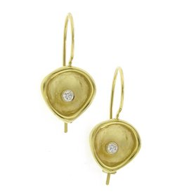 Sarah Graham Confluence Single Large Cup Earrings