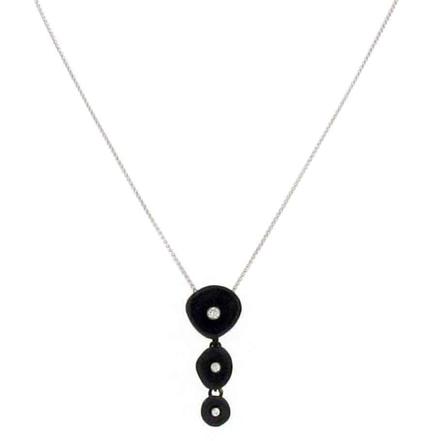 Sarah Graham Confluence Collection Triple Necklace