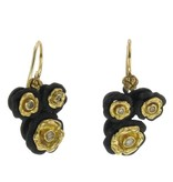 Sarah Graham Bee Small Cluster Earrings
