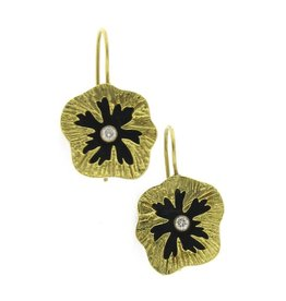 Sarah Graham Sea Urchin Earrings