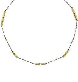 Sarah Graham Aspen Long Five Stick Necklace