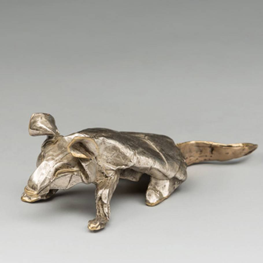 Kevin Box Armijo's Mouse in bronze