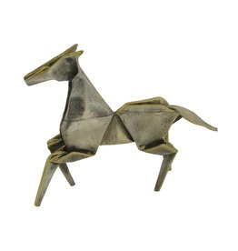 Kevin Box Mini Silver Nitrate Pony