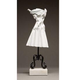 Kevin Box White Le Petite Dress