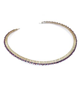 Simon Alcantara M31 Andromeda Collar Necklace