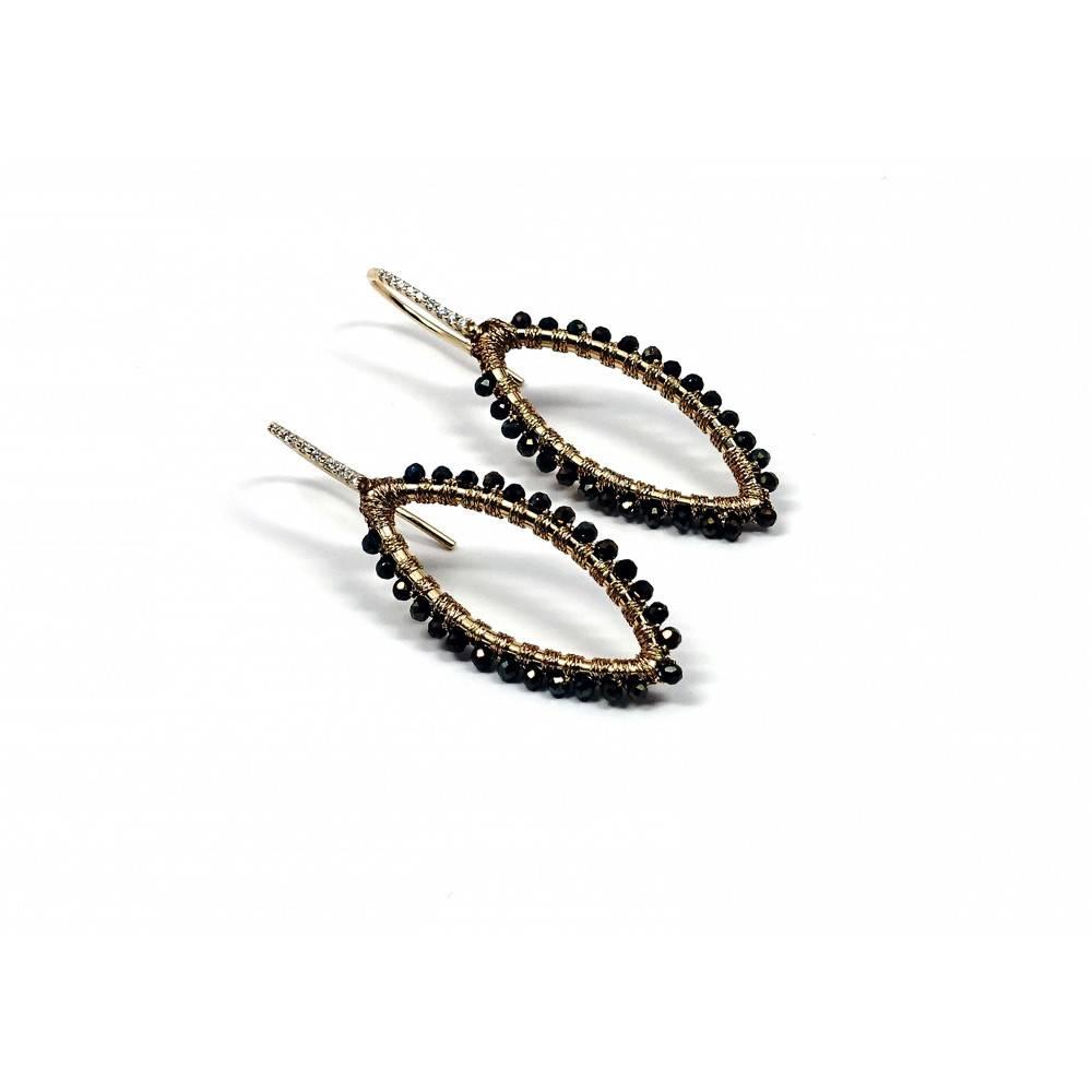 Simon Alcantara Numinous Earrings