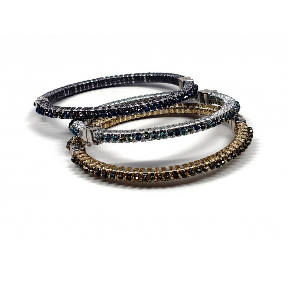 Simon Alcantara Numinous Bracelet with green spinel