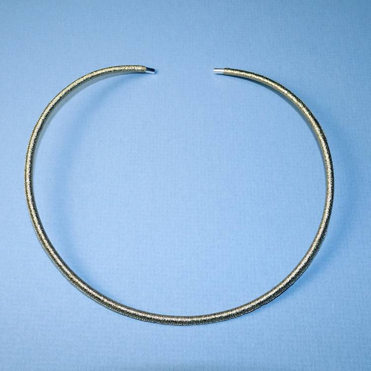 Simon Alcantara Helios Luminis Modern Collar Necklace