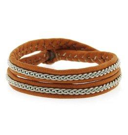 Maria Rudman Double Wrap Bracelet