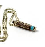 Simon Alcantara Numinous Minimalist Necklace